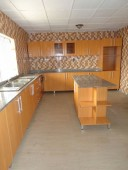 Cherry Kitchen Cabinet Suite
