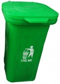 GeePee Dustbin - 240 Litres