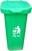 GeePee Dustbin - 120 Liters
