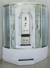 Shower Room with Jacuzzi and Steam (1500 x 1500 x 2200mm)