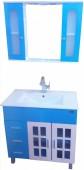 Doube-Cabinet Bathroom Vanity