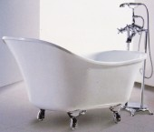 Claw-Foot Freestanding Tub