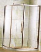 Simple Aluminium Shower Enclosures