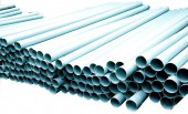 PVC Pipe (3mm) by13ft