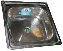 Only Bow Kitchen Sink 3 (400x400mm)