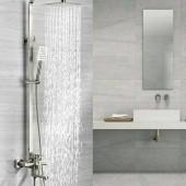 Midas Square Shower System