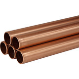 Thick Copper Pipe (Click to select size to see price)
