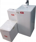 Ostini Jubilee Water Closet Set
