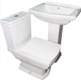 CECLASS Executive WC with Pedestal
