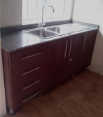 Single Frame Kitchen Cabinet