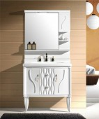 Beach Custom Design Bathroom Cabinet