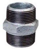 Hexagon Galvanised Nipple (Thailand)
