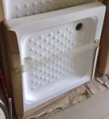 Ceraminc Shower Tray (800 x 800)