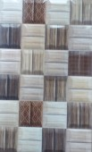 25 x 40cm Kitchen Wall Tile - Beige Block