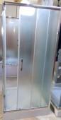 90 x 90cm Low Base Square Shower Cubicle