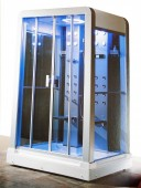 Digital Exotic Double Steam Room (for couple)