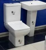 Eagle Standard JOY Complete Water Closet Set