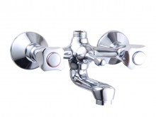 Heavy Duty Shower Mixer (Hot & Cold) (N17)