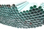 PVC Pipe (2.5mm) by 13ft