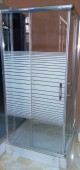90x120xcm The BenQ Square Shower Cubicle