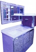 Set of Kitchen/Bathroom Cabinet