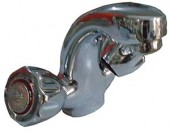 Basin Mixer Tap (Hot and Cold)