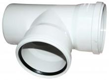 PVC White Tee