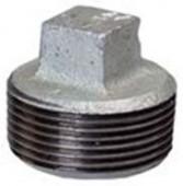 Galvanised Plug (Thick)