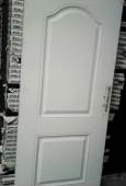 White American Panel Door