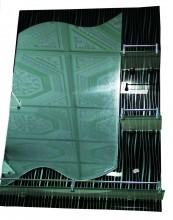 Designer Glass Wall Mirror (600x800mm)