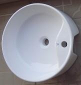 Bathroom Cabinet Ceramic Counter Top Wash Basin 2