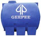 Tanker Shape Geepee Tank (1500L)