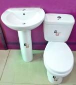 Eagle Standard MEEK Complete Set Water Closet