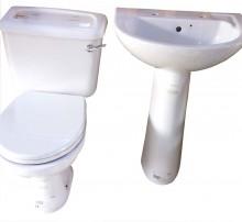 England Twyford WC Set