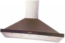 90cm Digital Steel Cooker Hood