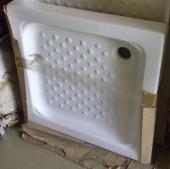 700 x 700 Ceramic Shower Tray