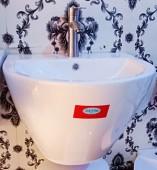 AOstini Quality Mega Bathroom Wash Basin (Half Circle)