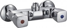 Shower Beam and Mixer (Hot and Cold) (N14)