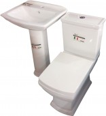 3D Imperial Remi Water Closet (Italy)