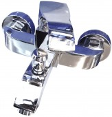 Heavy Gauge Bath Mixer 2