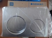 Geberit Actuator Plate Sigma20 for Dual Flush (Stainless)