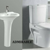 Imperial Admirable Executive Closed Coupled WC Set