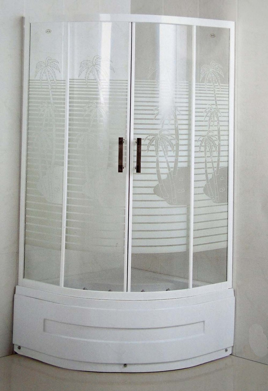 High Base Shower Enclosure