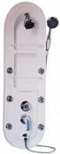 White Shower Panel
