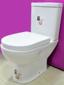 Eagle Standard Executive Water Closet (Seat and Tank Only)