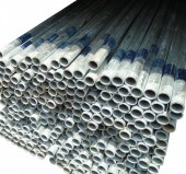 Foreign Galvanised Pipe by 2mm - Click Here To Select A Size